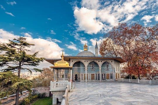 Стамбул Османской мощи полдня во второй половине дня экскурсия