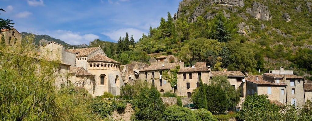 Tour privato di Saint-Guilhem-le-Désert e degustazione di vini