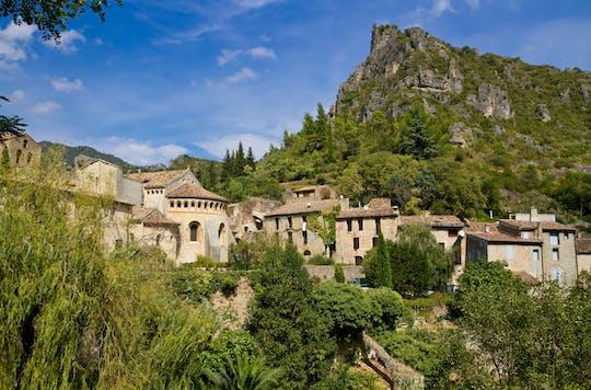 Tour privado de Saint-Guilhem-le-Désert y degustación de vinos