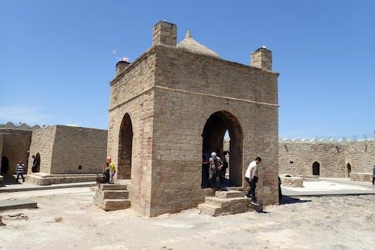 Ateshgah-tempel en Yanardag-tour vanuit Baku