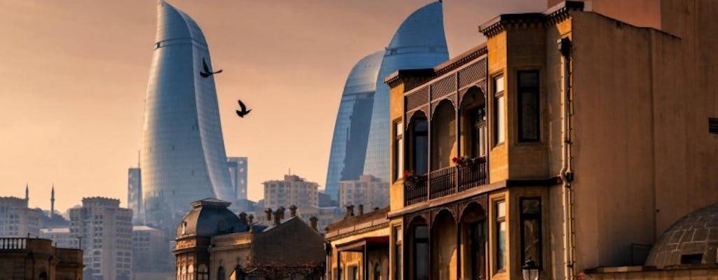Baku pełna wycieczka po mieście