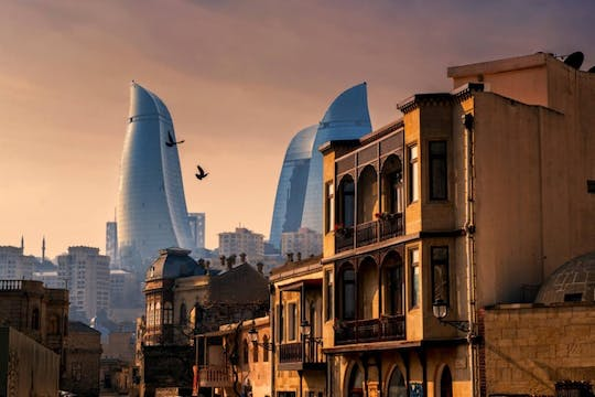 Baku complete city tour