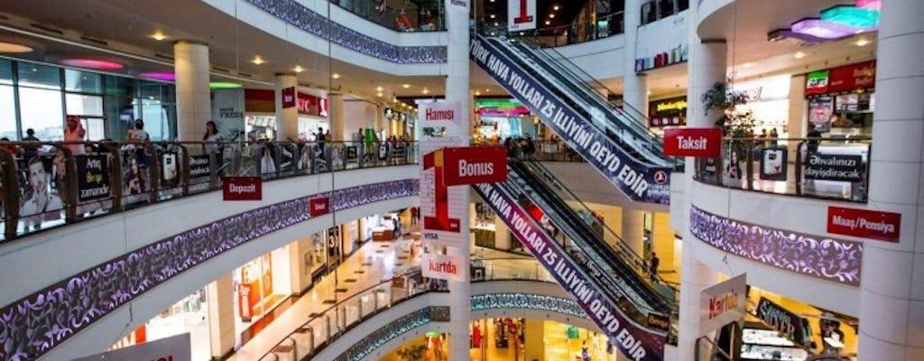 Świetna wycieczka na zakupy do Baku