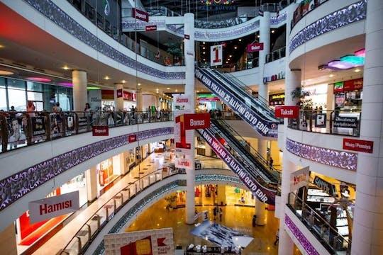 Geweldige Baku-shoppingtour
