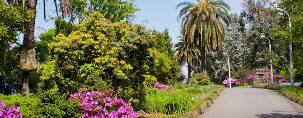 Dagtocht naar de botanische tuin van Batumi en het Mtirala-park