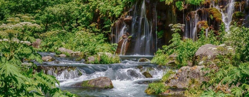 Day tour to Dashbashi Canyon and Paravani Lake from Tbilisi