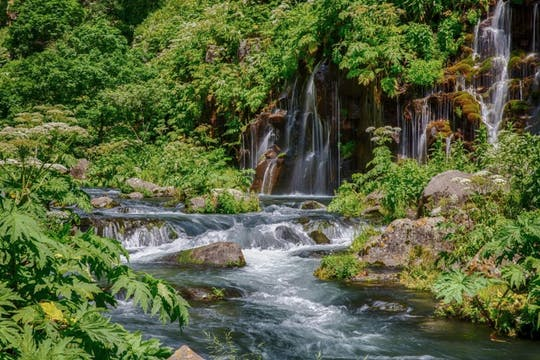 Dagtocht naar Dashbashi Canyon en Paravani Lake vanuit Tbilisi