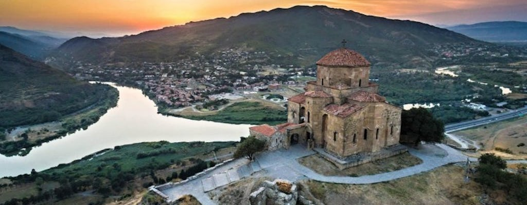 Day tour to Mtskheta, Gori and Uplistsikhe from Tbilisi