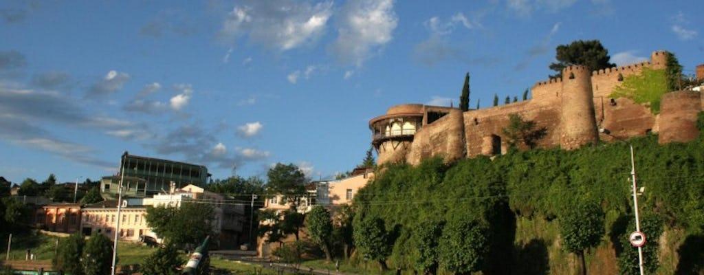 Day tour of Tbilisi and Mtskheta