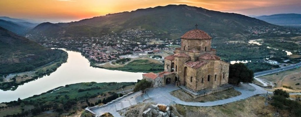 Day tour to Mtskheta and Borjomi-Kharagauli National Park from Tbilisi