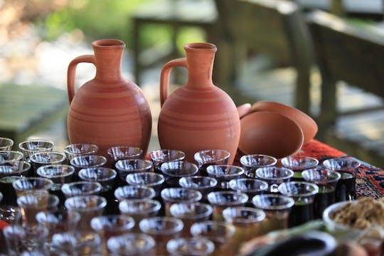 Tour del vino nella regione del Kakheti da Tbilisi