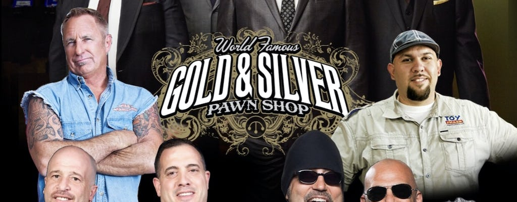 Pawn Stars VIP tour with meet and greet upgrade