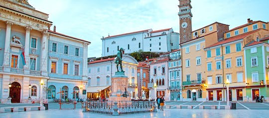 Slovenian Pearl Piran guided tour from Porec