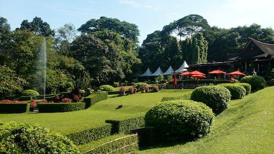 Tour cultural de Bogor con jardín botánico