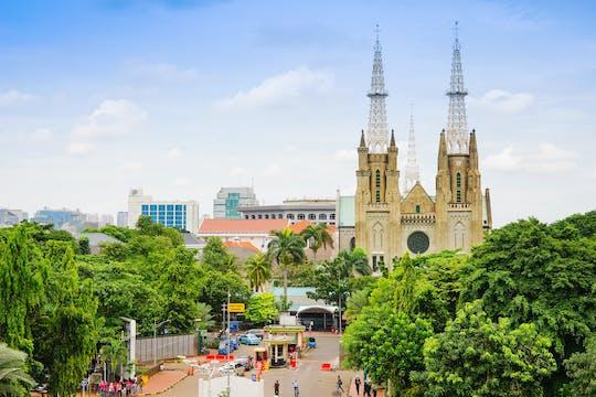 Historia wycieczki po Dżakarcie