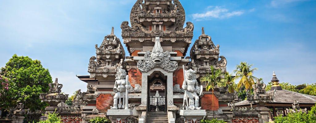 Monumento Nacional de Yakarta y Parque en miniatura de Indonesia