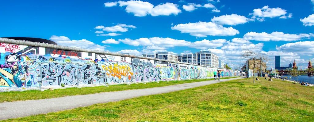 Il tour privato del muro di Berlino