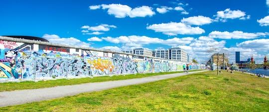 El tour privado del Muro de Berlín