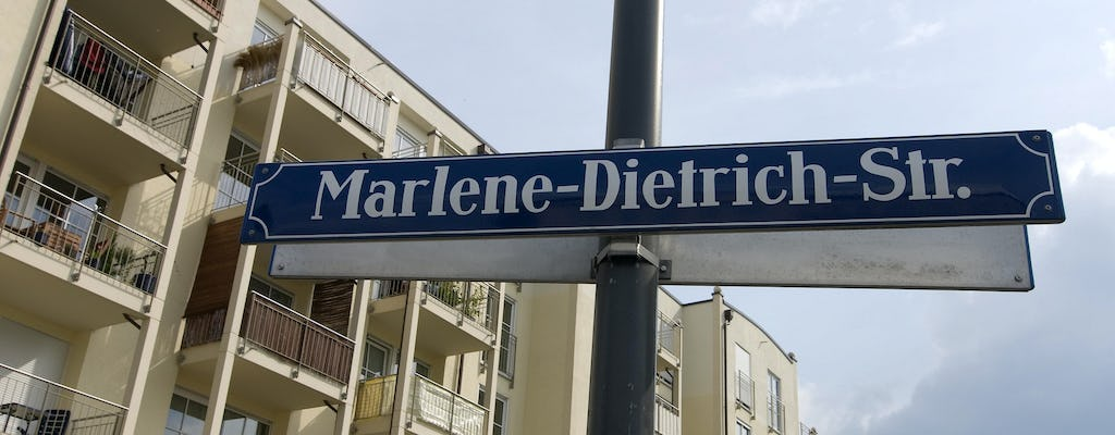 Marlene Dietrich private tour through Berlin