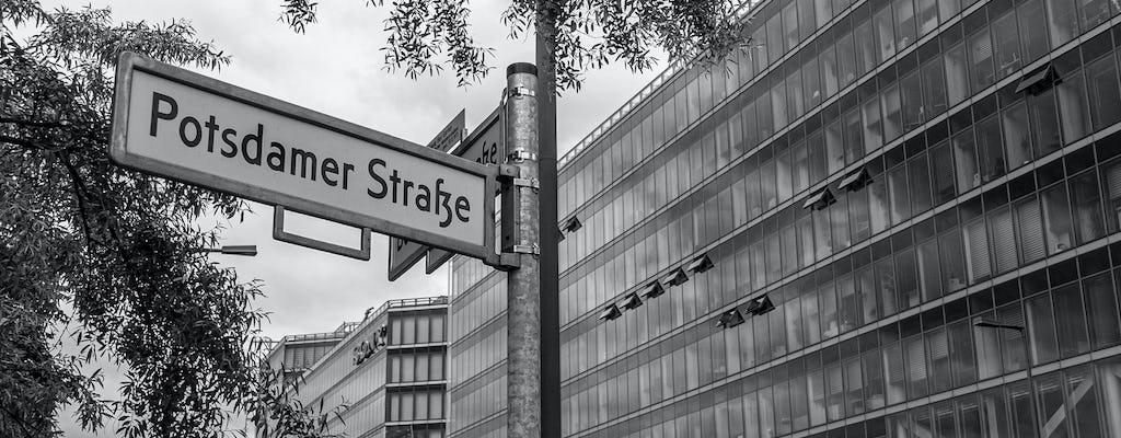 Renacimiento del tour privado Potsdamer Strasse