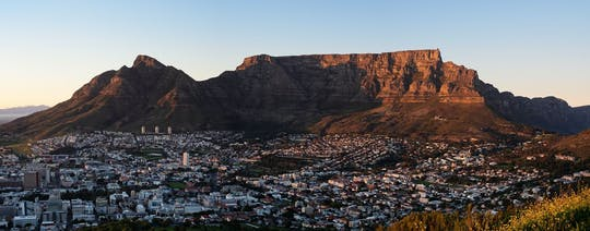 Tafelberg mit One-Way-Transfer