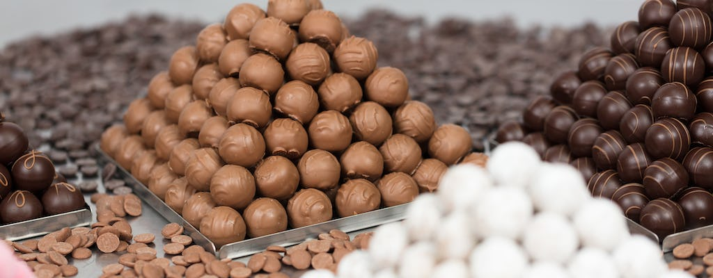 Guided tour of the finest chocolates in Paris