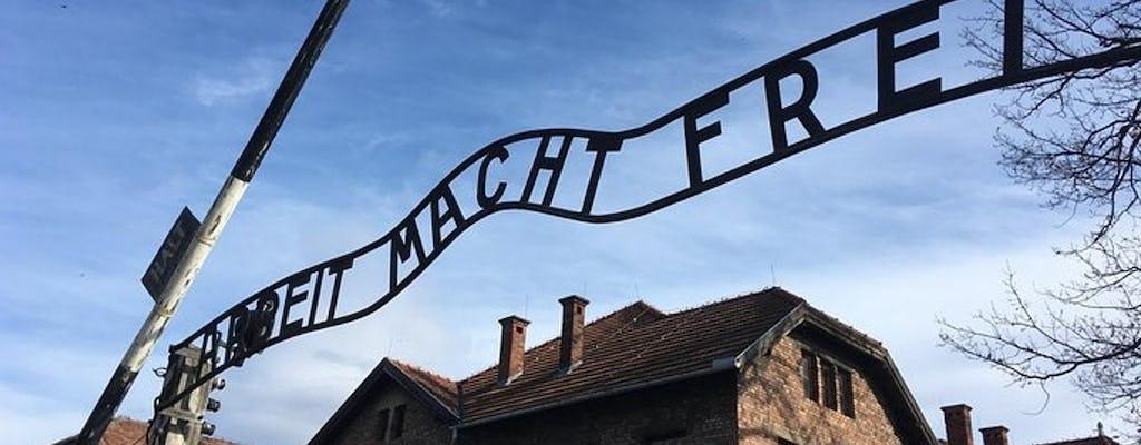 Auschwitz-Birkenau guided tour from Wroclaw