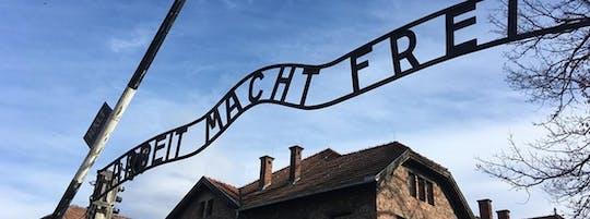 Visita guiada a Auschwitz-Birkenau saindo de Wroclaw