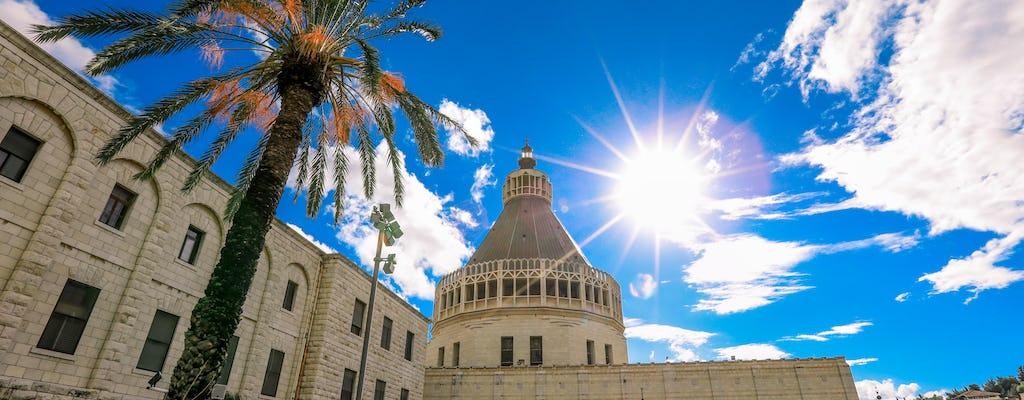 Jednodniowa wycieczka po Nazarecie i Morzu Galilejskim