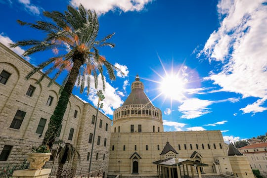 Nazareth and sea of Galilee  day tour from Tel Aviv