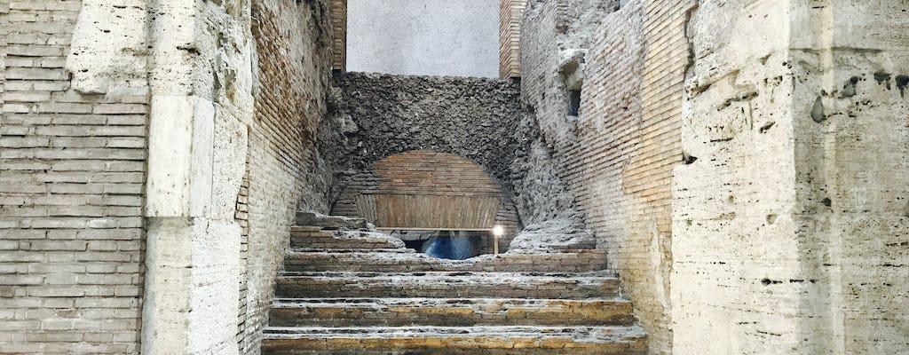 Wycieczka podziemnym audioprzewodnikiem po Piazza Navona