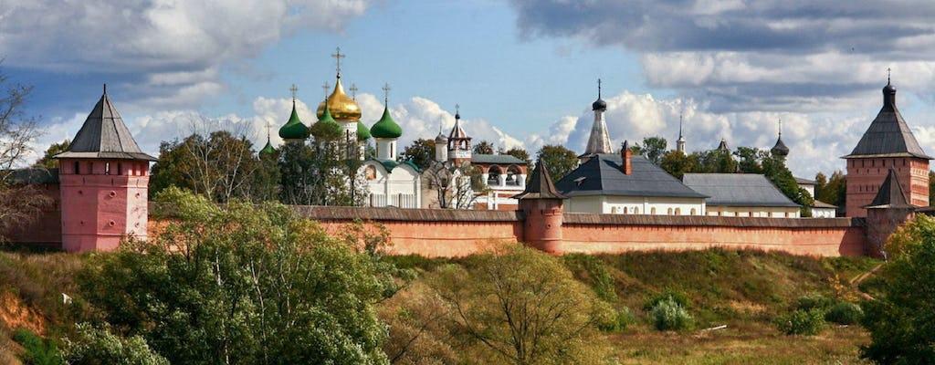 Excursão privada a Vladimir e Suzdal