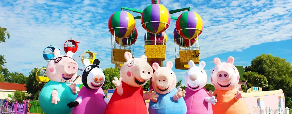 Peppa Pig World Express de Londres