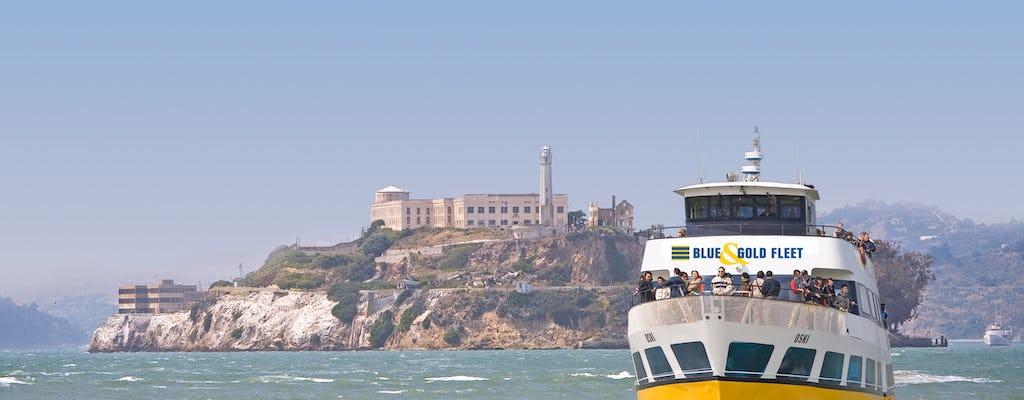 """San Francisco Stadtrundfahrt und """"Escape from the Rock""""-Bootsfahrt"""
