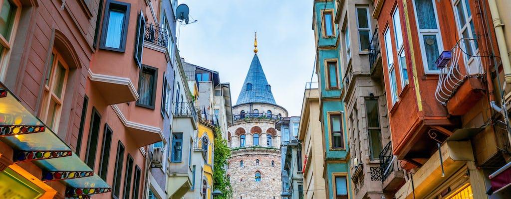 Passeio a pé pelo distrito judeu em Istambul