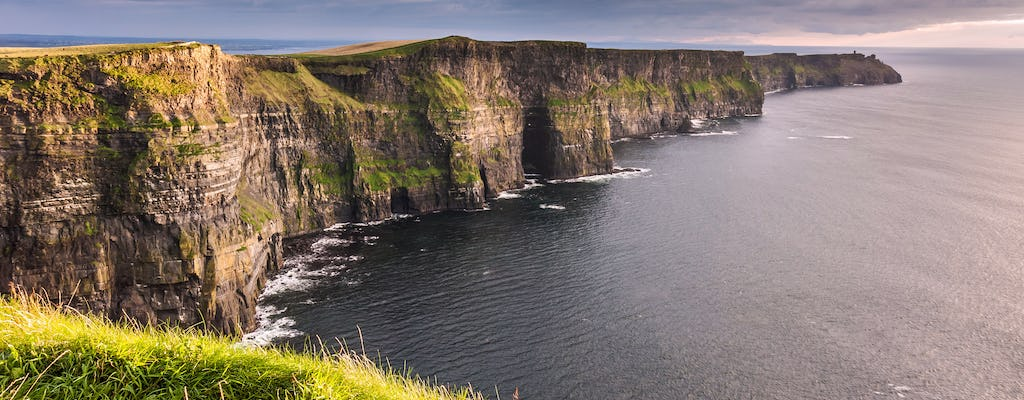 Cliffs of Moher da Dublino