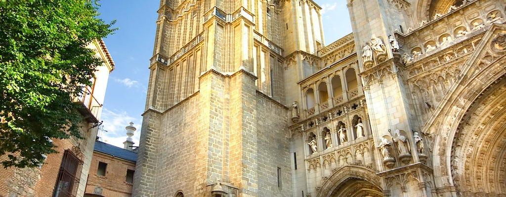 Tour di mezza giornata a Toledo con ingresso alla Cattedrale