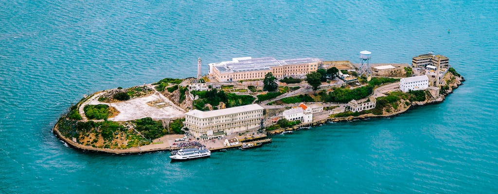 Alcatraz, Aquarium and Yosemite 2-day tour