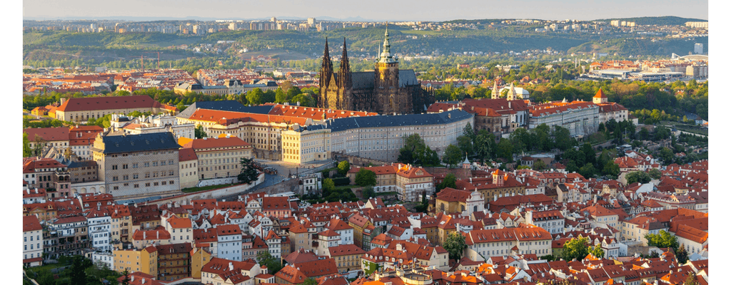 Guided tour of the Prague Castle complex