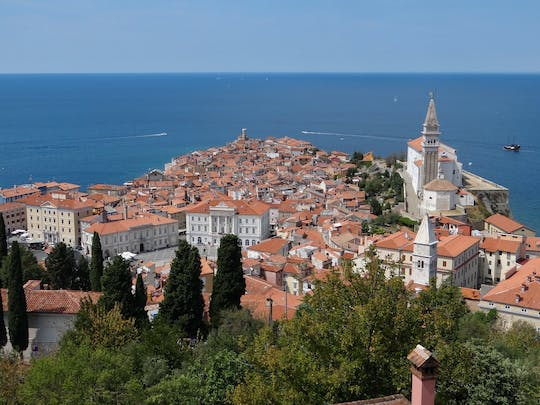 Slovenian Pearl Piran guided tour from Pula