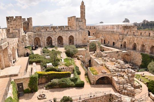 Ancient Jerusalem: City of David tour