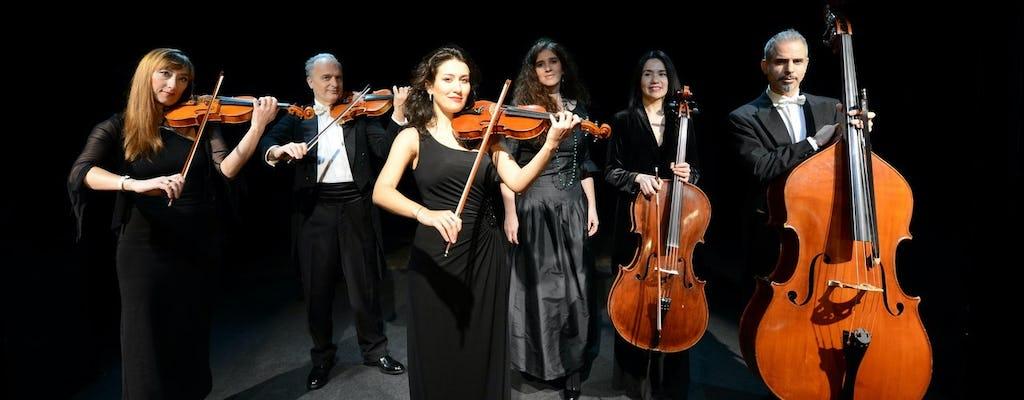 Bilety na noc w operze w Rzymie