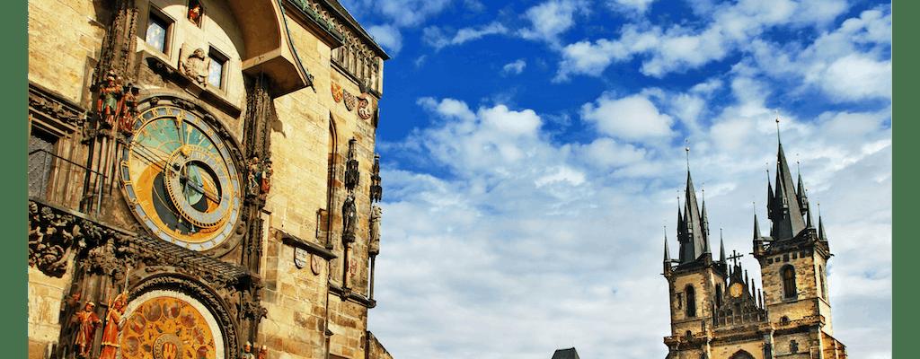 1,5-stündige Führung durch die Prager Altstadt und das jüdische Viertel