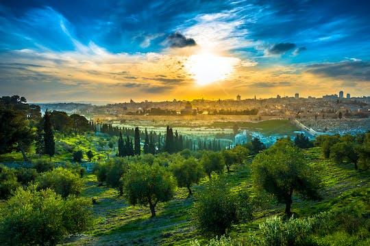 Jerusalem's Mount of Olives walking tour