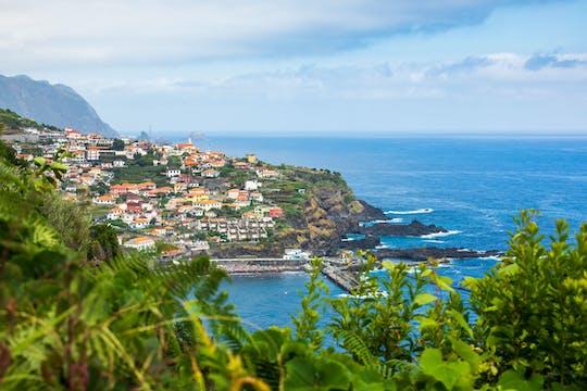 Madeira Dramatic West Coast Tour