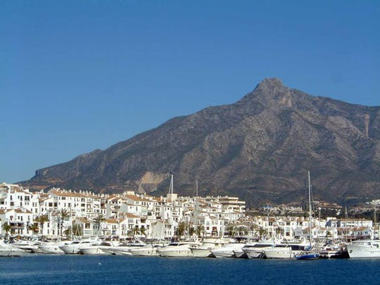Marbella Tour & Puerto Banus Visit