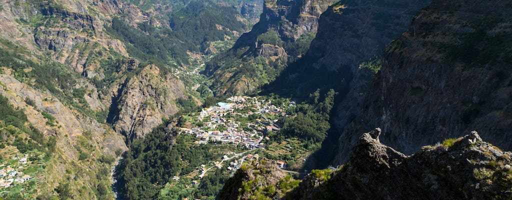 Nuns Valley and Madeira Wine Tour