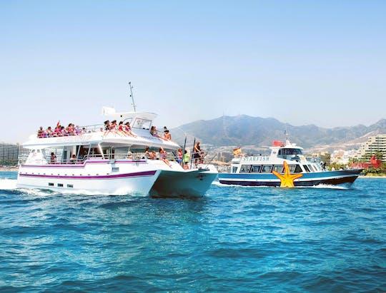 Ferry tussen Benalmadena en Fuengirola