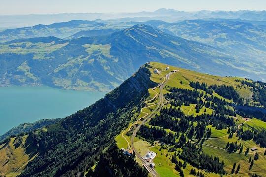 Clásico Rigi ida y vuelta desde Lucerna