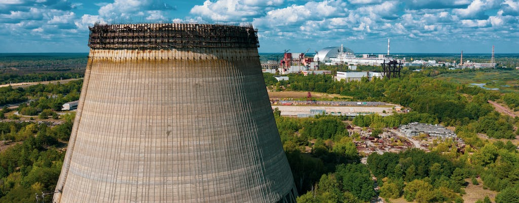 One-day tour to the Chornobyl Exclusion Zone and Prypiat